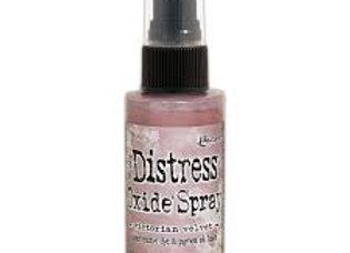 DISTRESS OXIDE SPRAY - Victorian Velvet