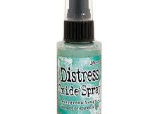 DISTRESS OXIDE SPRAY - Evergreen Bough