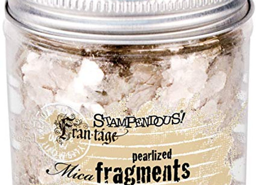 STAMPENDOUS - Frantage Mica Fragments - Pearlised