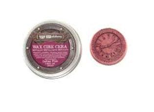 PRIMA - Finnabair Metallique Wax - Indian Pink