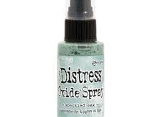 DISTRESS OXIDE SPRAY - Speckled Egg