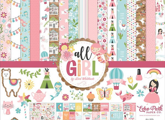 ECHO PARK - Collection Kit - All Girl