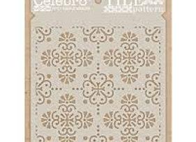 CELEBR8 - Stencil - Tiles