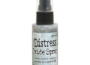 DISTRESS OXIDE SPRAY - Weathered Wood