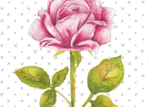 STUDIO LIGHT - Floral Stamp - #428