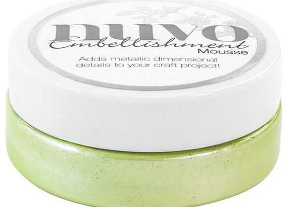 NUVO - Mousse - Spring Green