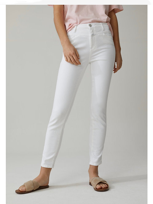 CLOSED - Skinny Pusher blanc