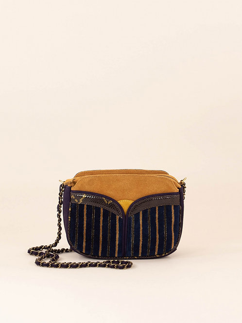 SESSUN - SAC DIVINE BROWNY NAVY