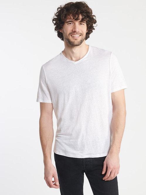 MAJESTIC - T-SHIRT - blanc
