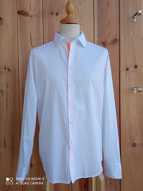 MGF / 965  - CHEMISE- BLANCHE