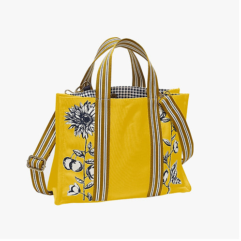 INOUITOOSH - SAC NOMADE AVRIL - JAUNE