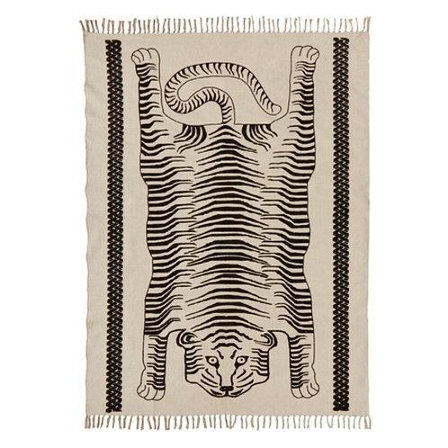 INOUITOOSH - Tapis Tigre