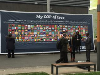 COP 21 : messages d'enfants aux 196 dirigeants.