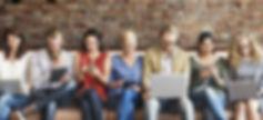 Diversity People Connection Digital Devi