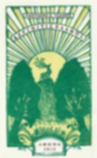 book cover, pantazis tselios ceryneian hind