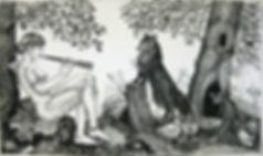 armoniae etching pantaziselios