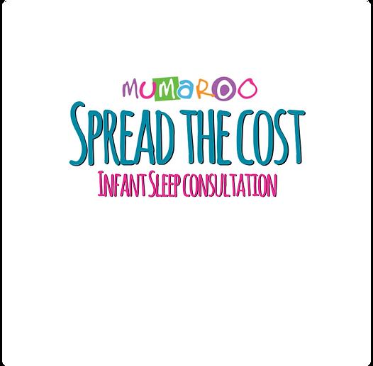 Spread the cost sleep consultation.