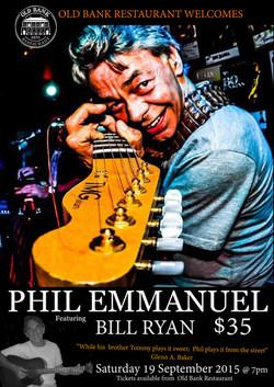 Phil Emmanuel