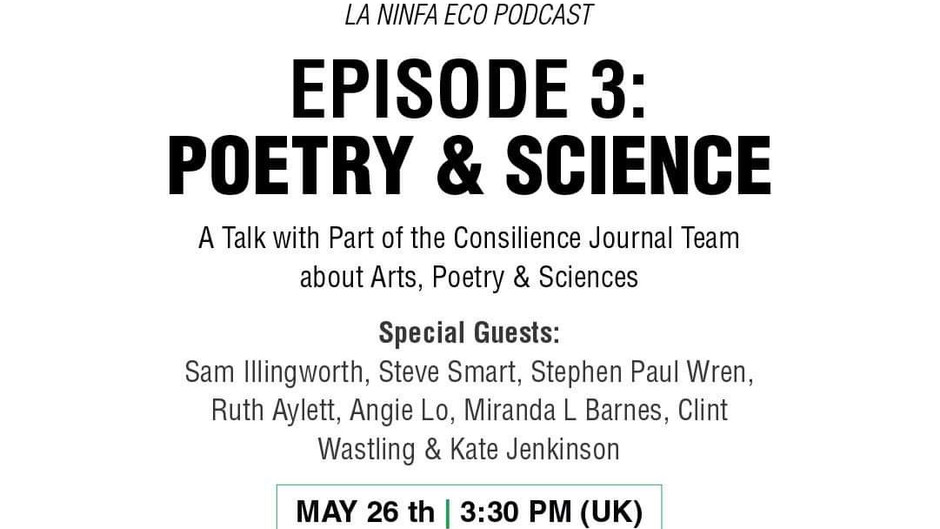 Science and poetry talk