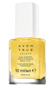 Avon True Gold Strength Base Coat