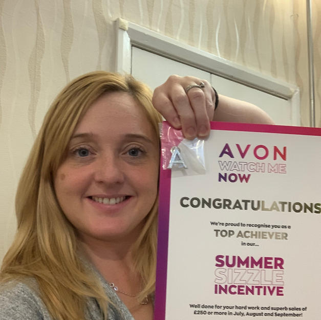 Summer Sizzle Incentive Top Achiever