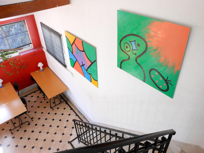 Sala de Estudios La Casona Residencias Universitarias