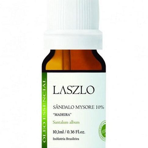 óleo essencial Sândalo Mysore 10%