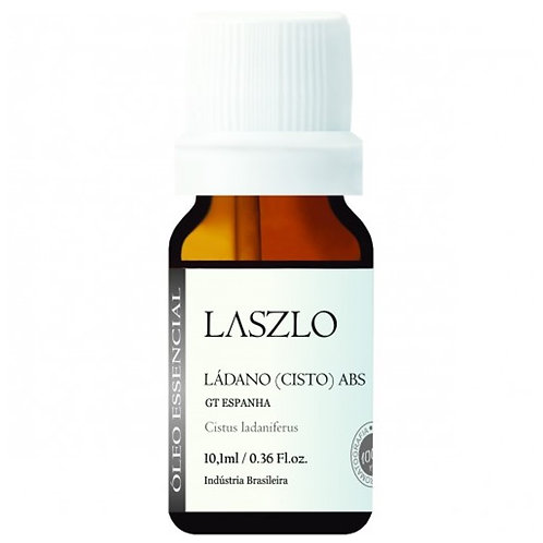 óleo essencial ABS LÁDANO (CISTO) RESINOIDE GT ESPANHA 10,1 ML (Diluído)