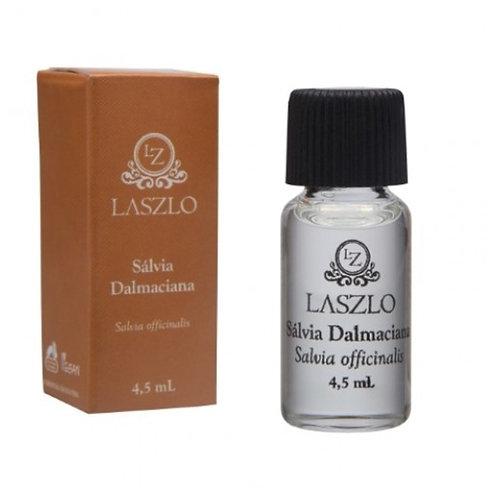 óleo essencial Refil Sálvia Dalmaciana GT França 4,5ml