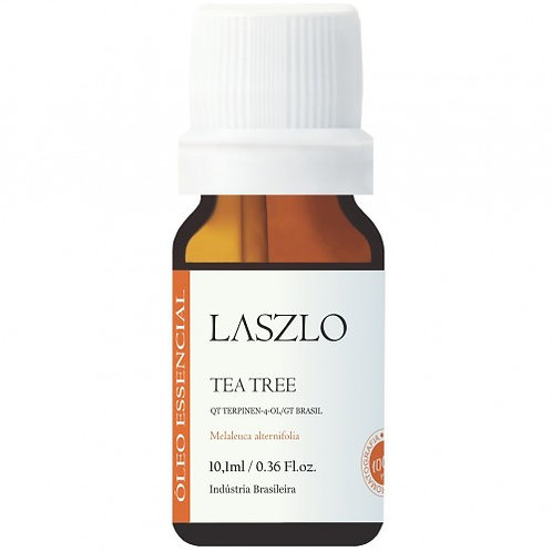 Oleo essencial Tea Tree (melaleuca) gt Brasil 10 ml