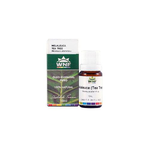 Óleo essencial de Tea Tree (melaleuca) wnf 10ml