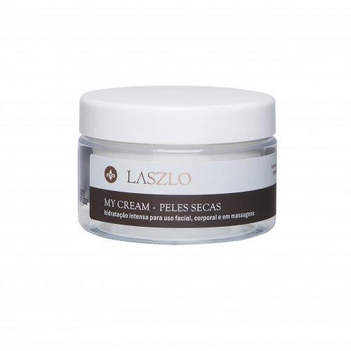 Base creme My cream Laszlo para pele seca 200g