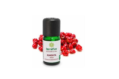 Óleo essencial de Pimenta Rosa