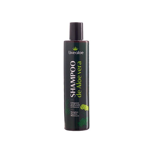 Shampoo de Aloevera 300 ml