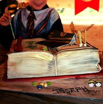 Harry Potter Anniversaire Enfants Gâteau