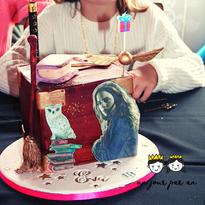 Gâteau anniversaire Harry Potter.png