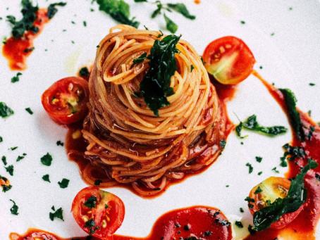 Receta: Salsa de tomate para pasta 🍅