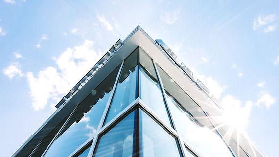 Modern Ofis Binası