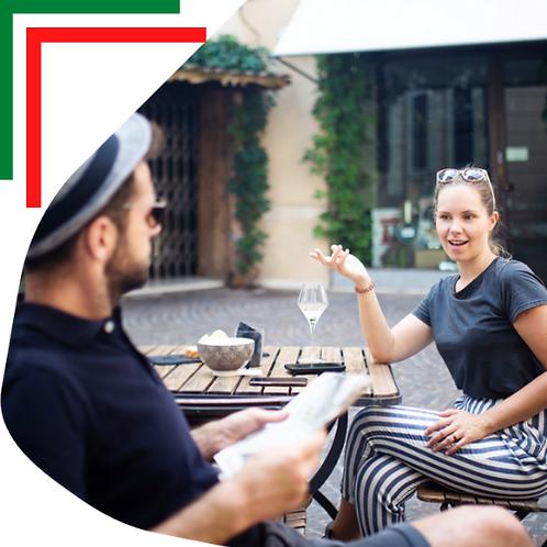 Conversation Club in Italiano