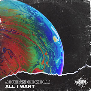 Jordan Comolli - All I Want ALBUM ART.jp
