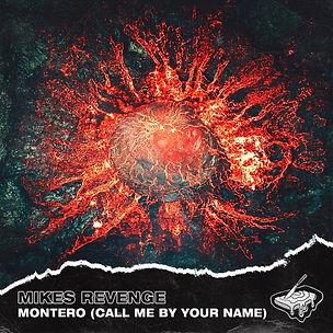 Mikes Revenge - Montero (Call Me By Your Name) ALBUM ART.jpg