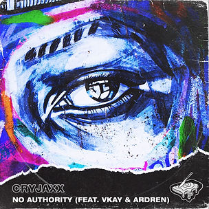 CryJaxx - No Authority (feat. Vkay & Ard