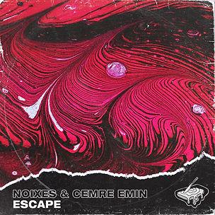 NOIXES & Cemre Emin - Escape ALBUM ART.j