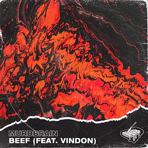 Murdbrain - BEEF (feat. VinDon) ALBUM AR