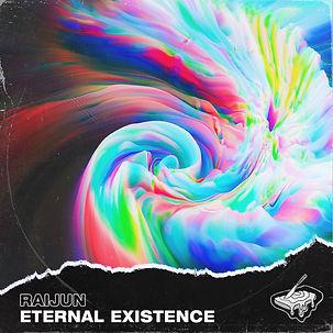 RaijuN - Eternal Existence ALBUM ART.jpg