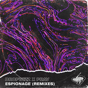 DROPWIZZ x PRAV - ESPIONAGE (REMIXES) AL