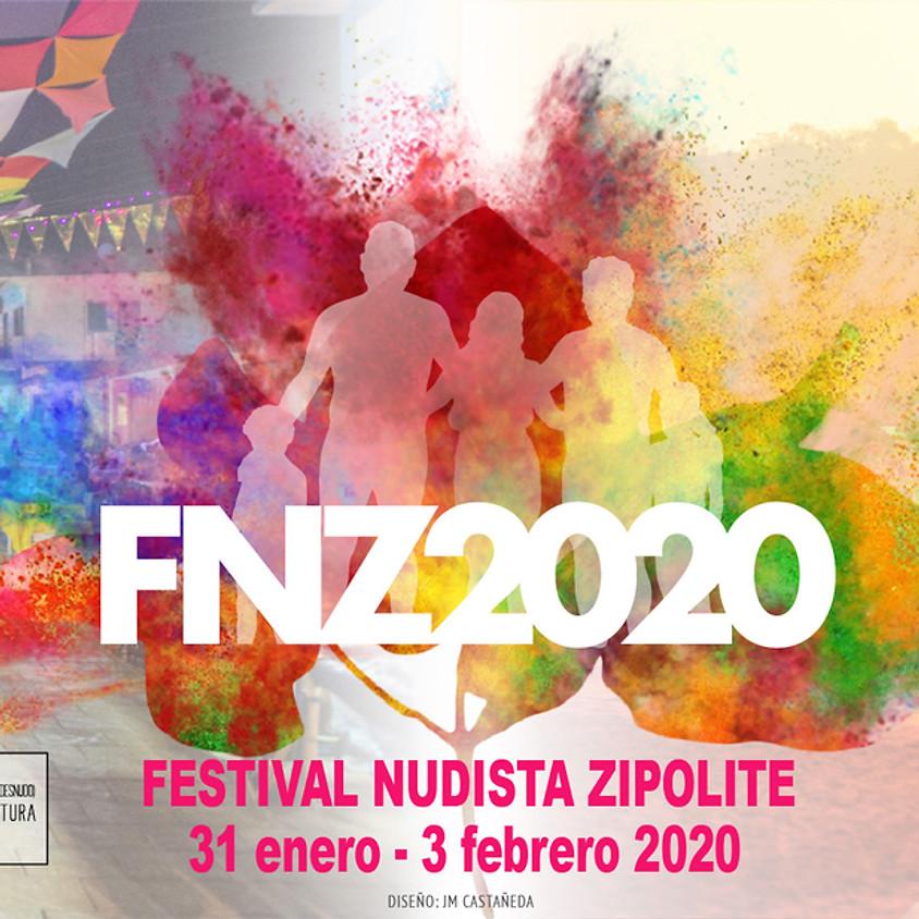 Festival Nudista Zipolite 2020