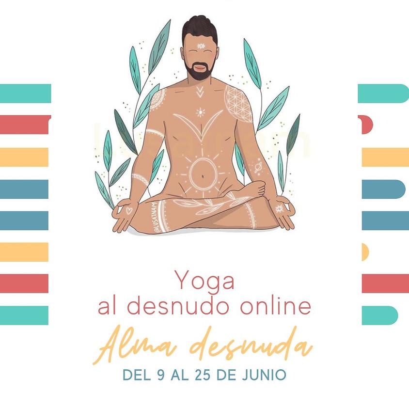 Yoga al Desnudo Online