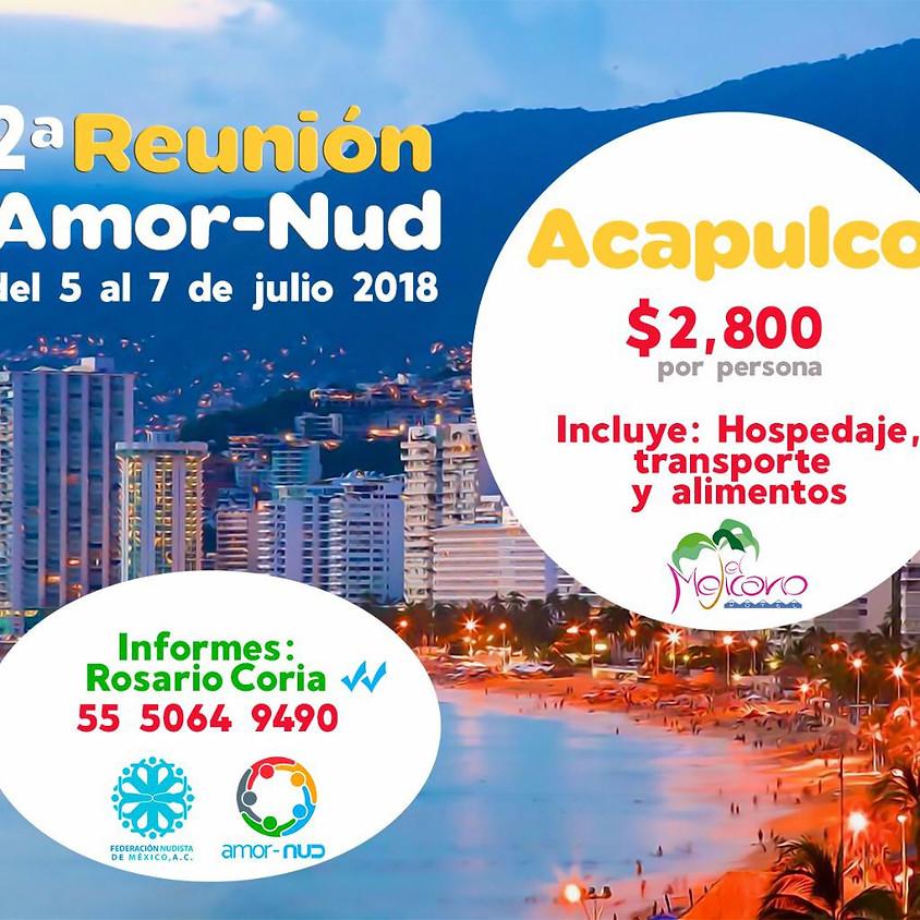 2da Reunión Amor-Nud Acapulco