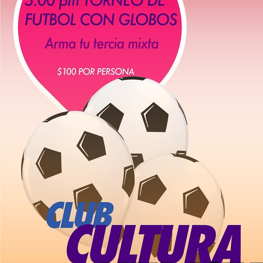 Torneo de Futbol con Globos